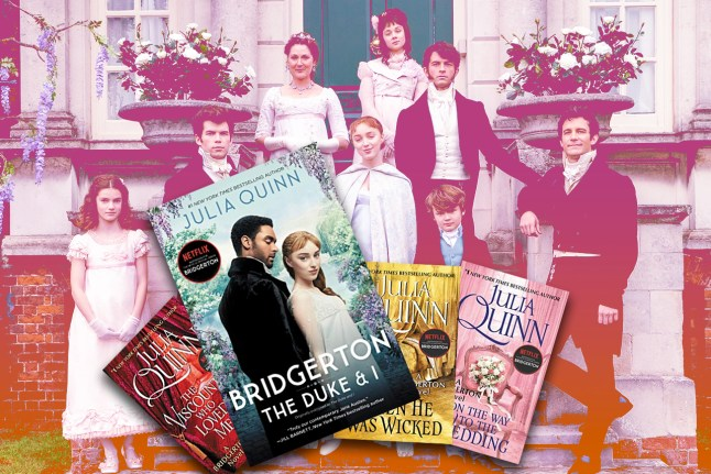 The Bridgerton books