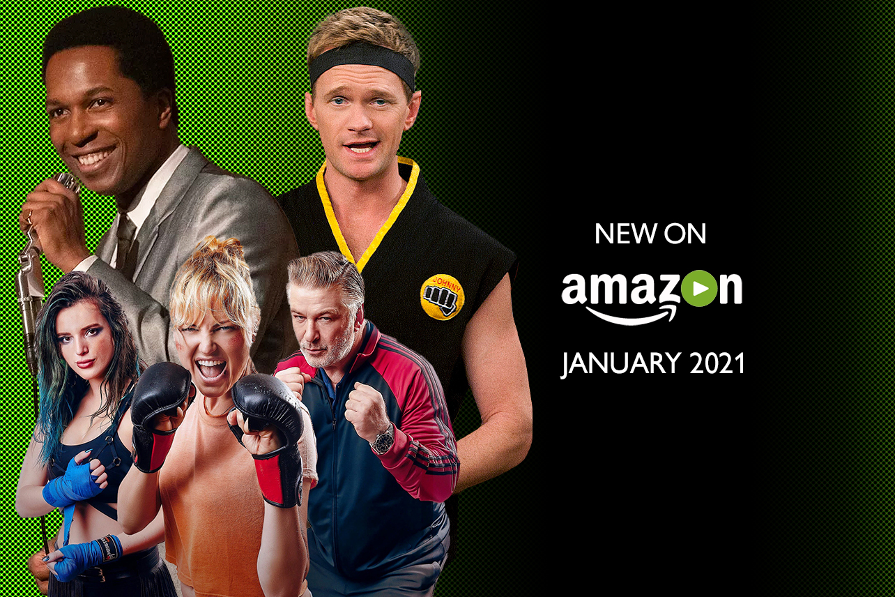New On Amazon Prime January 2021 Plus What S Coming In February 2021