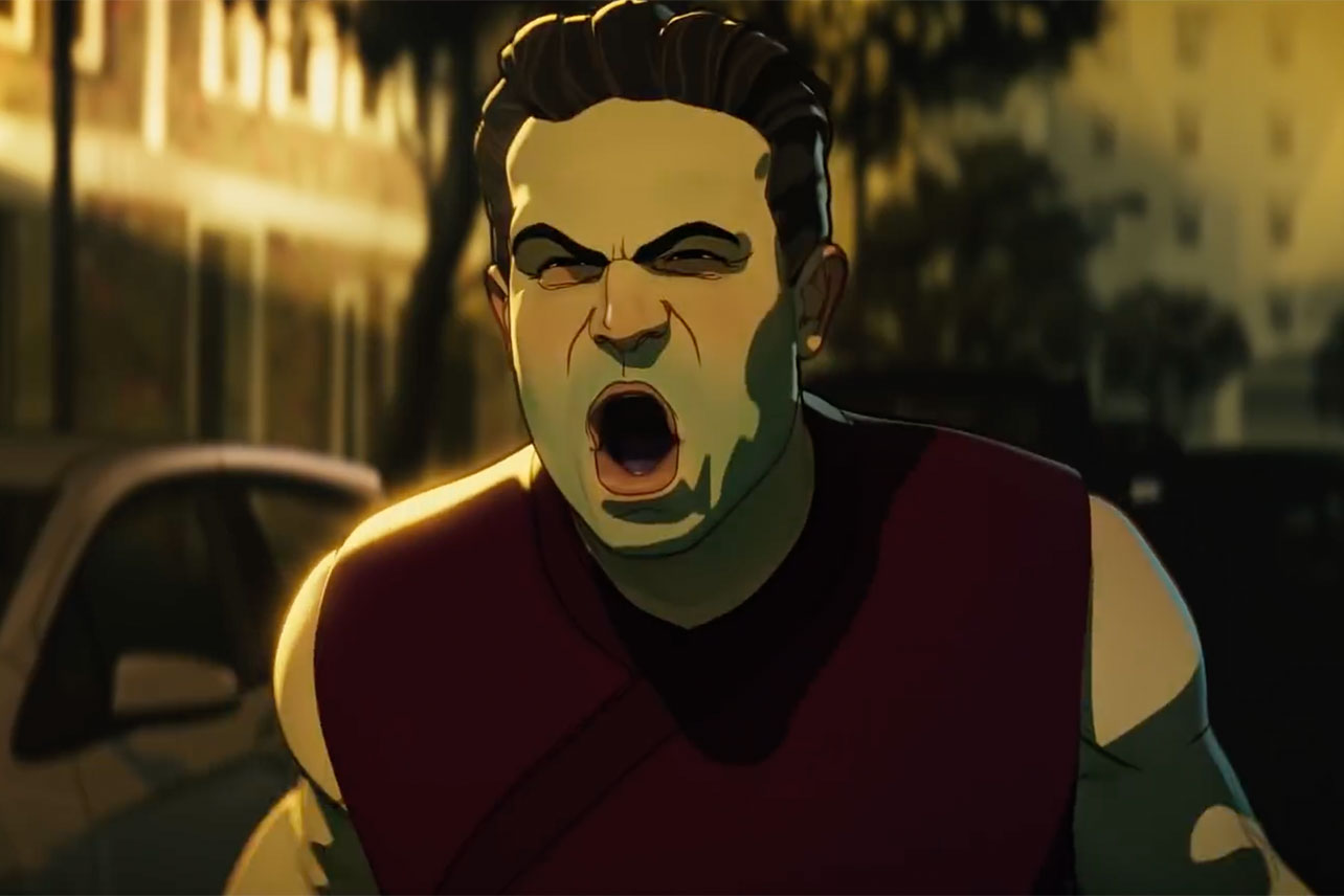 What If' Recasts Edward Norton in 'The Incredible Hulk' With Mark Ruffalo | Decider