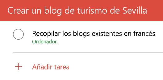Todoist Lista de tareas blog