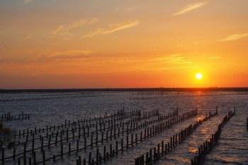 【台南景點】台南絕美10個夕陽景點,秘境裡看夕陽的浪漫~
