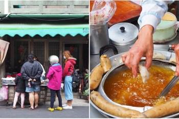 【台南美食】一開店就排隊,一天只賣三小時的秘藏肉粿:無名肉粿大腸
