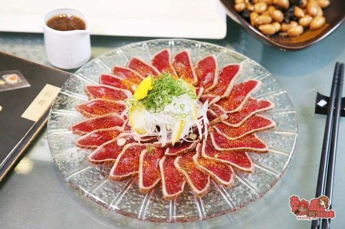【嘉義美食】2020黑鮪魚季來了!大口啖最新鮮肥美的黑鮪魚要來這:水鳥和洋創作料理-諸羅店