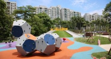 【台南親子公園】台南十大特色親子公園,家長孩子免費放風的好去處~