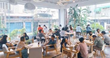 【台南早午餐】台南絕美空間早午餐店,平日不限用餐時間~也是個優質展覽空間:鹿耳晚晚早餐