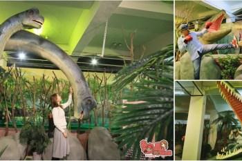 【嘉義旅遊】侏羅紀X恐龍水世界來了!搭乘獨木舟跟恐龍互動,一票就能無限暢玩~