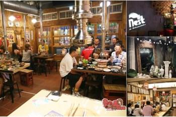 【台南美食】nest系列全蒐集!五種風格「異國料理」讓你在台南就能有秒出國的感受~