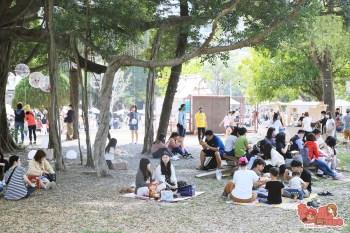 【台南活動】水交社文化園區變身兒童市集!帶著孩子一起來體驗這場「飛機主題派對」吧~