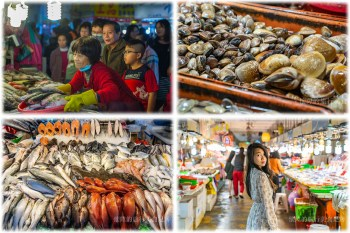 【嘉義景點】嘉義最海派的市場,台南嘉義吃海鮮買海鮮的好去處:布袋港魚市場