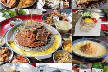 【台南美食】聚餐吧!韓式風格汽油桶燒肉料理,工業金屬風的餐廳享受道地韓式烤肉,就連