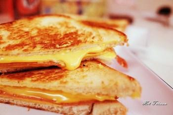 【台南美食】假日限定!!熱樂煎爆漿乳酪三明治:加拿大主廚的古巴三明治,快來品嚐起司一洩千里的好味道!!