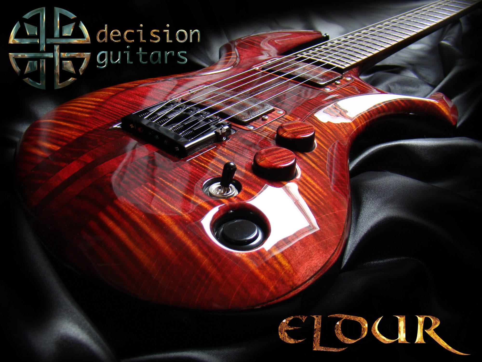 eldur-control section