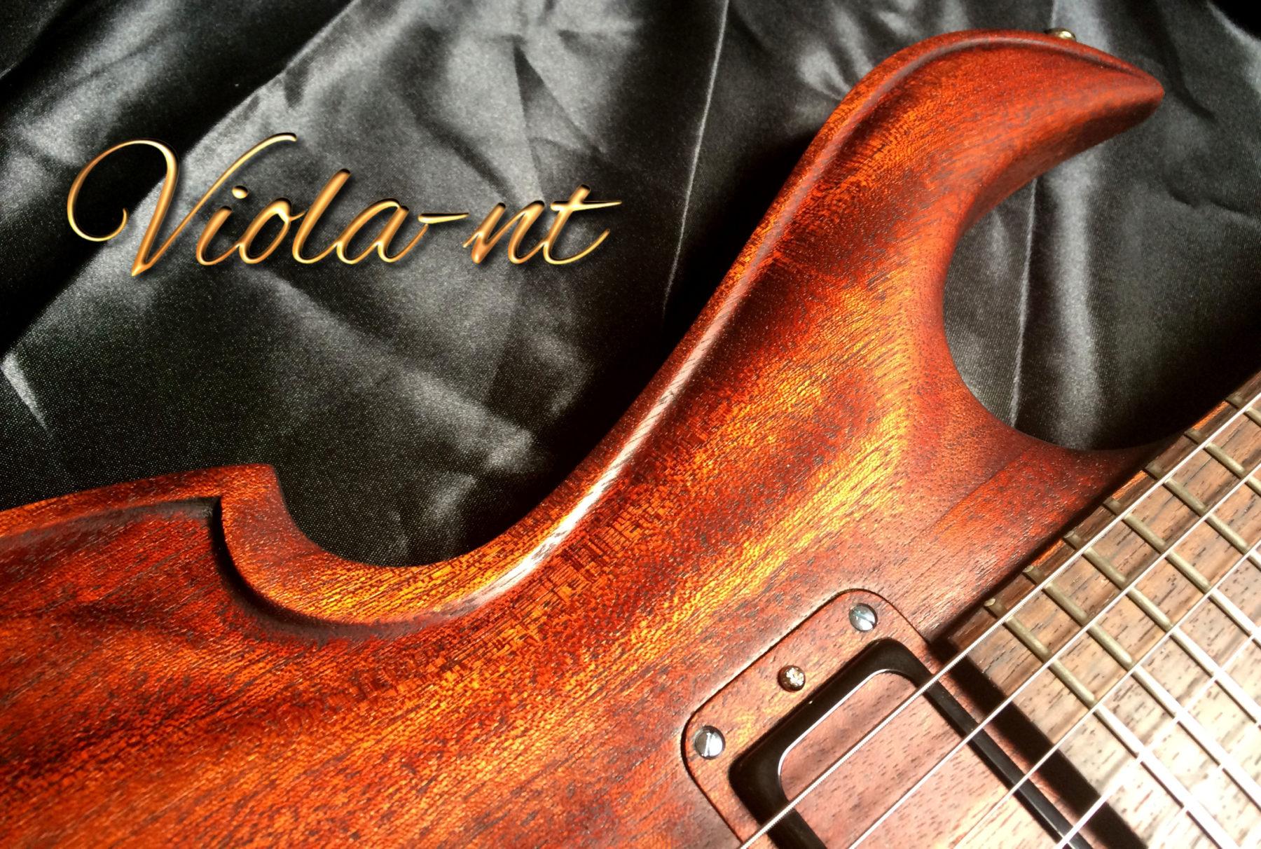 viola-nt violin body
