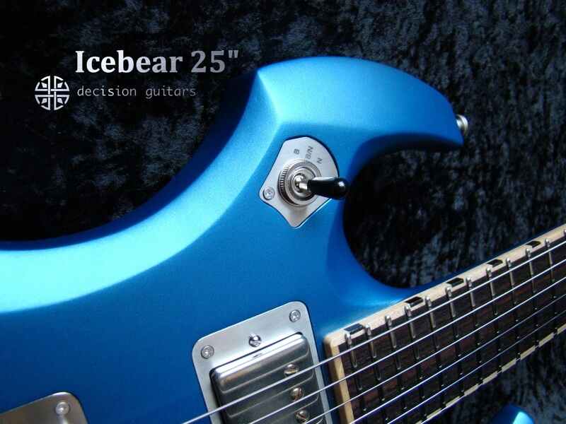 "icebear blue 25"" toggle switch"