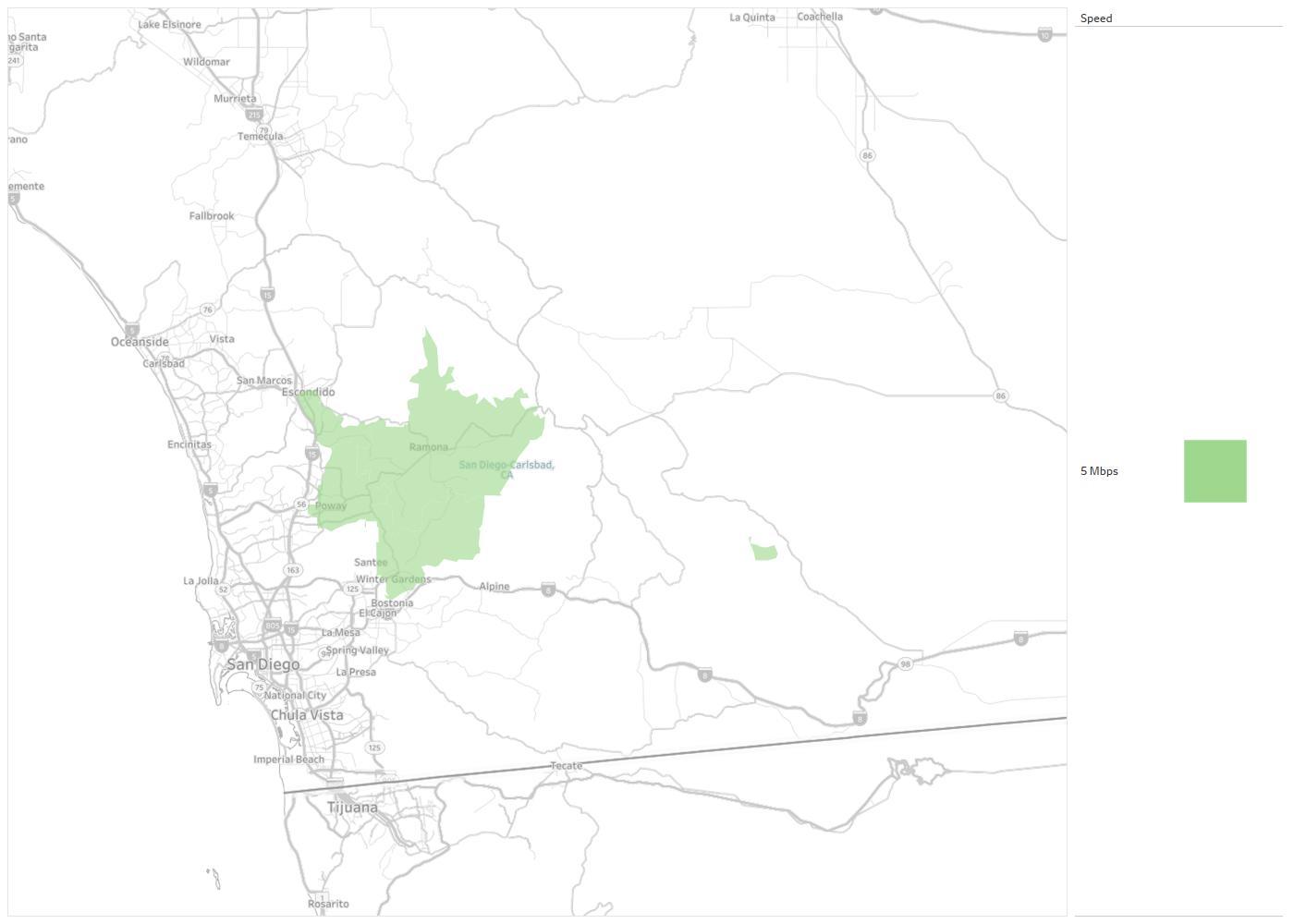 Coachella Valley Zip Code Map