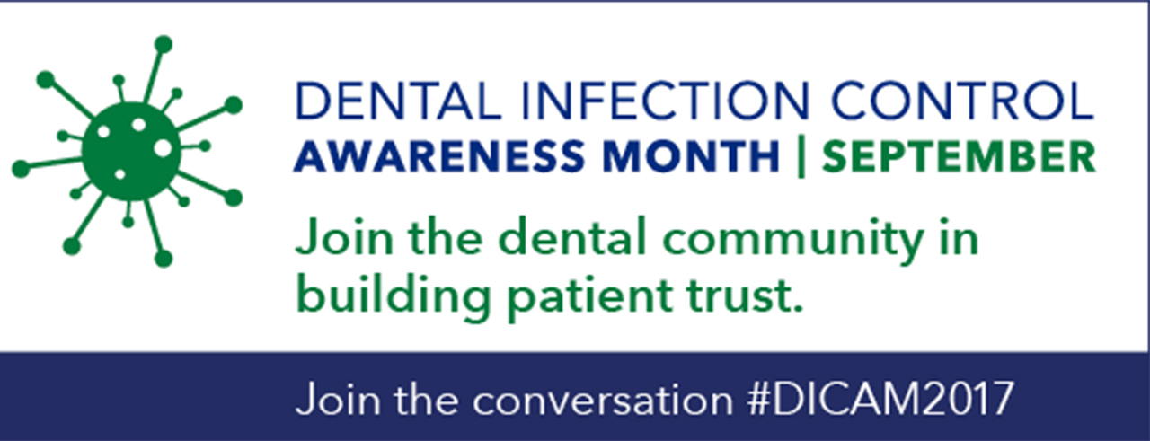 OSAP Announces Support of Dental Infection Control Awareness