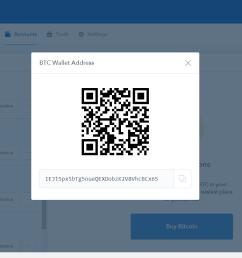 bitcoin address [ 1366 x 768 Pixel ]