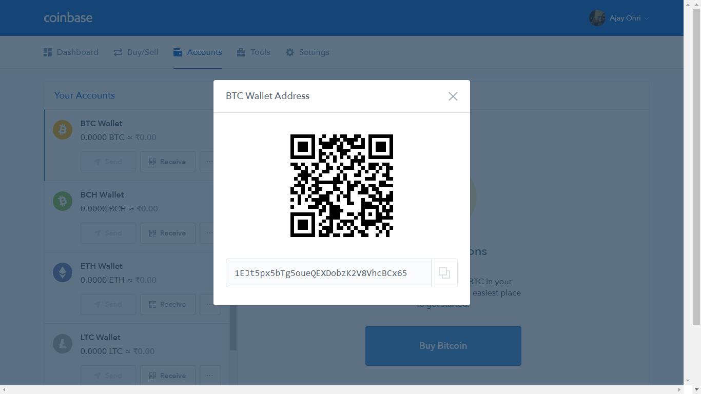 hight resolution of bitcoin address
