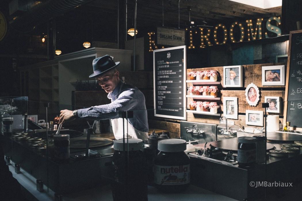 market, vendor, classic, retro