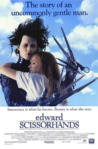 Edwardscissorhandsposter