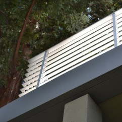 Wall Designs For Kitchen High Table Set Aluminum Flat Bar - Deck Rail