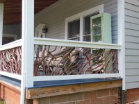 Porch Railings From Cherokee, NC | Deck Railing Ideas