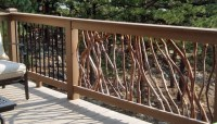 Baluster Ideas. Deck Railing Design Ideas With Baluster ...