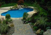 Destination Swimming Pool: Deck and Patio Design/Builds