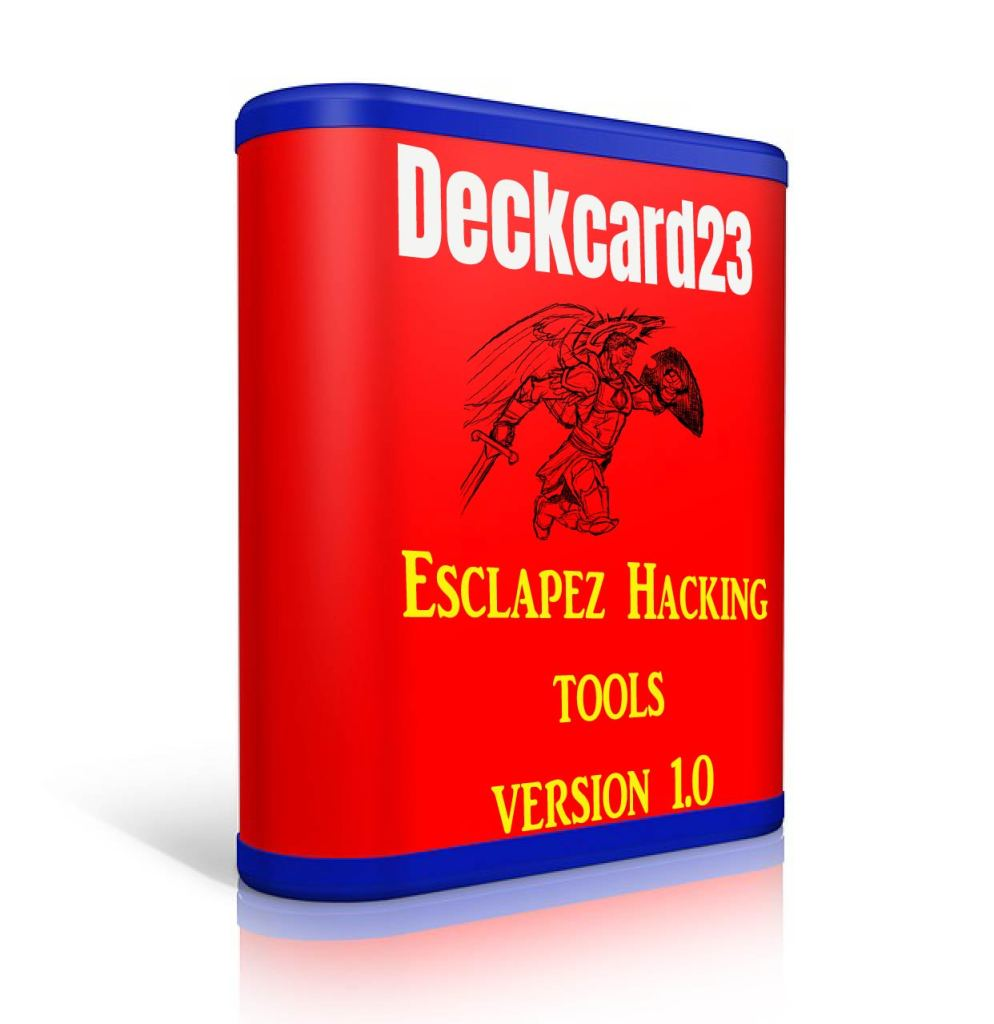 Esclapez ethical hacking tools