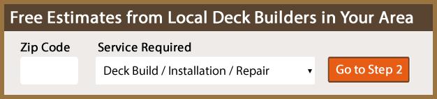 timbertech azek decking installation