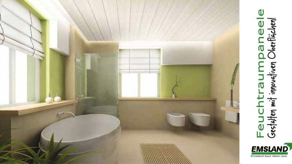 Deckenpaneele Fur Badezimmer Paneele Gerhardt Baustoffe