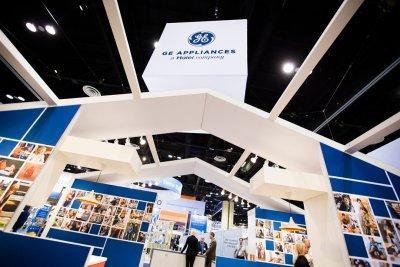 GE Appliances Home Builders Show