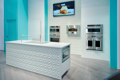 Monogram Kitchen and Bath Expo Interior