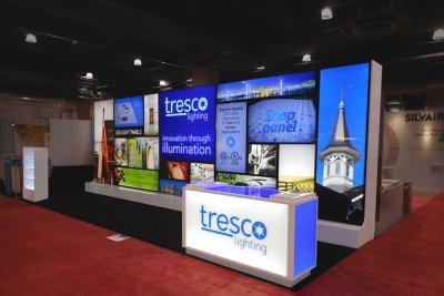 Tresco Lighting International Light Fair