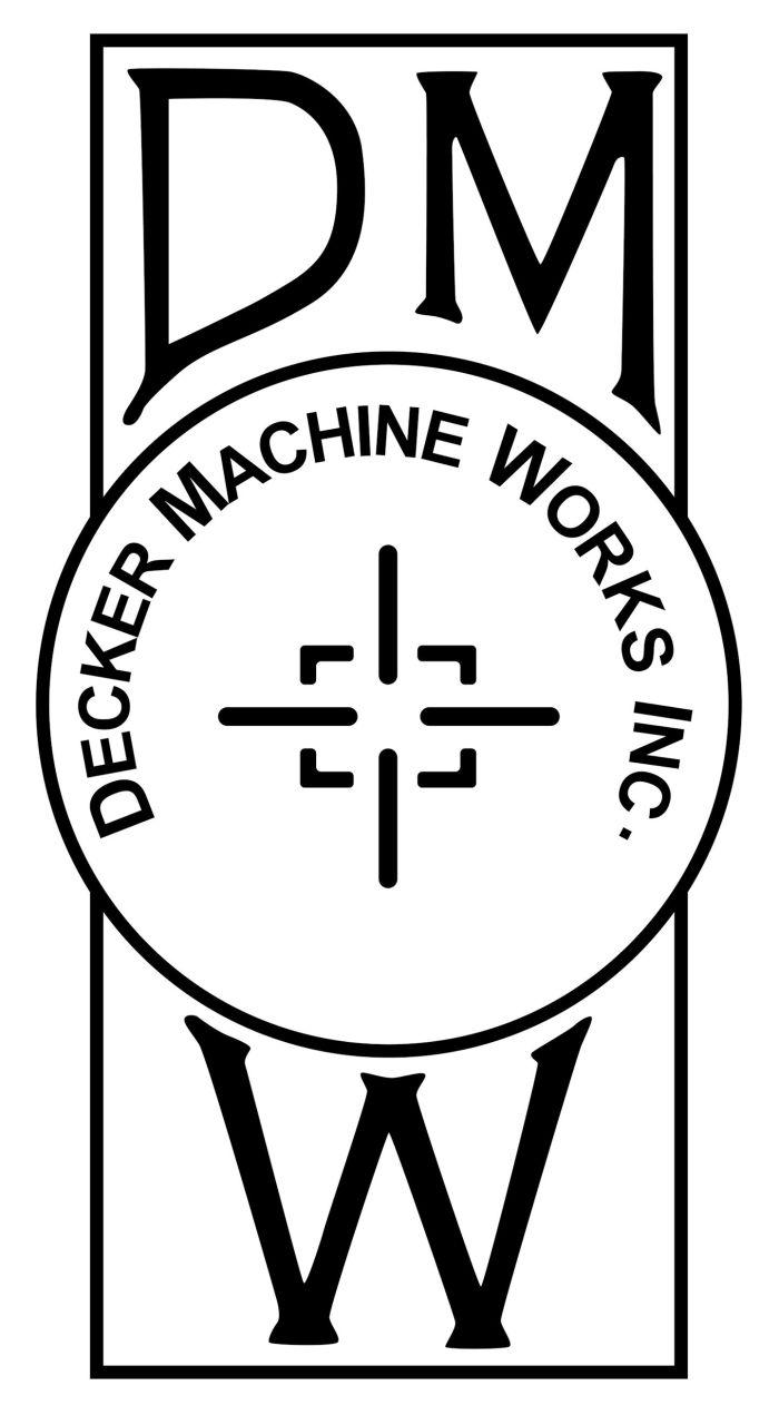 Decker Machine Works, Inc. Logo