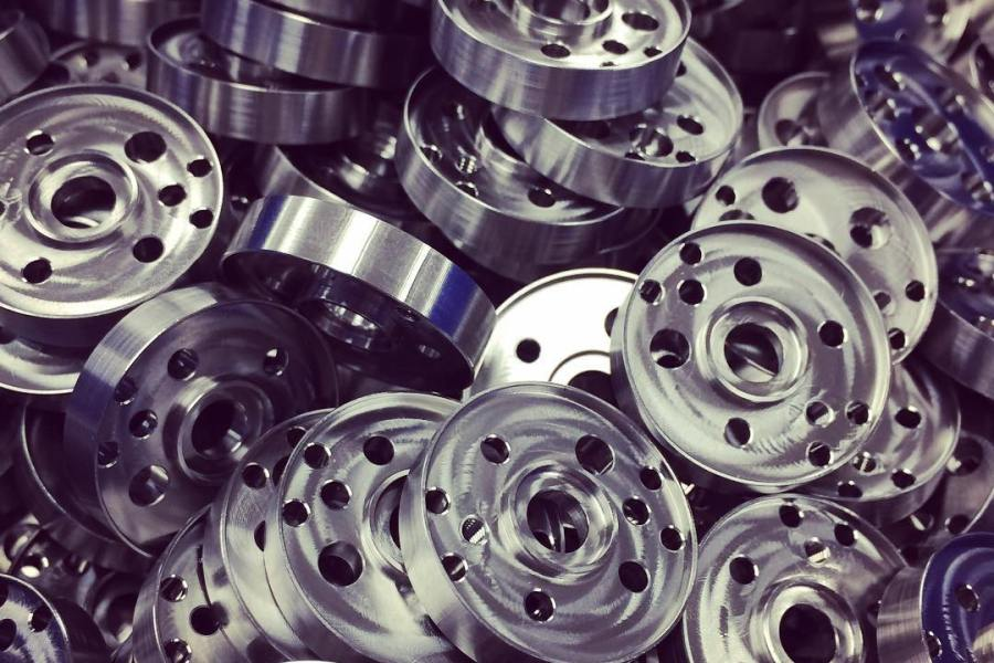 Machined Parts: 304 Stainless Steel
