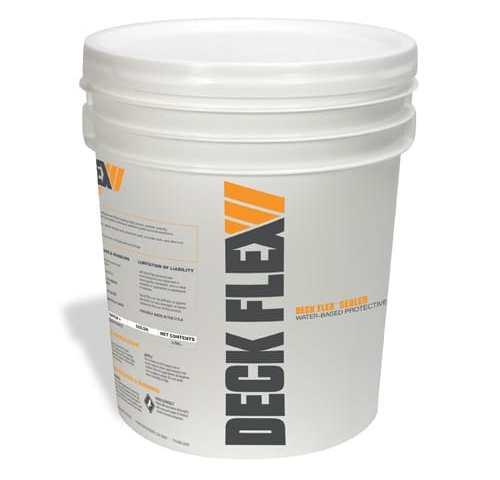 Deck Flex All Purpose Protective Penetrating Clear Sealer
