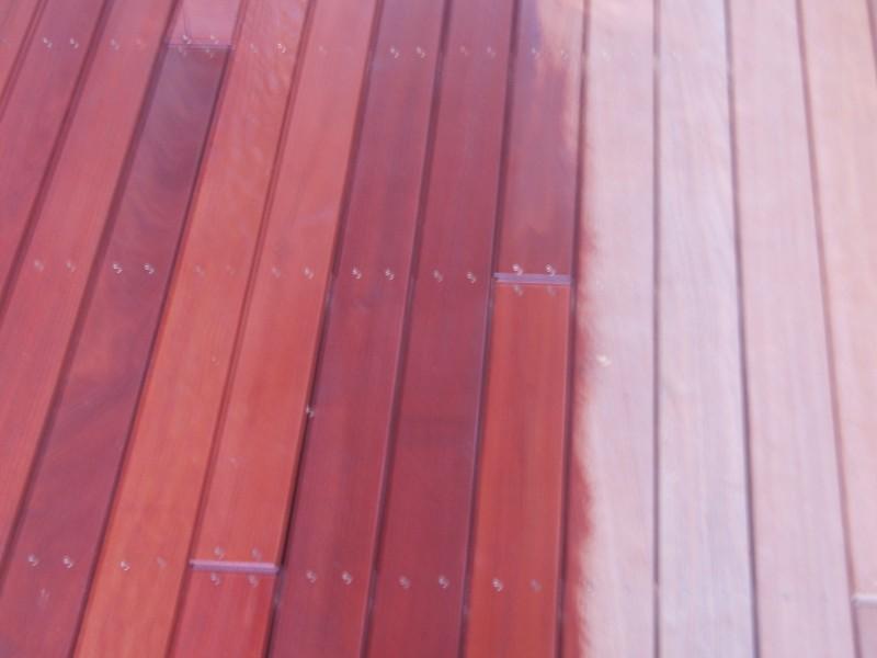Ipe Deck Staining Deck Masters Llc
