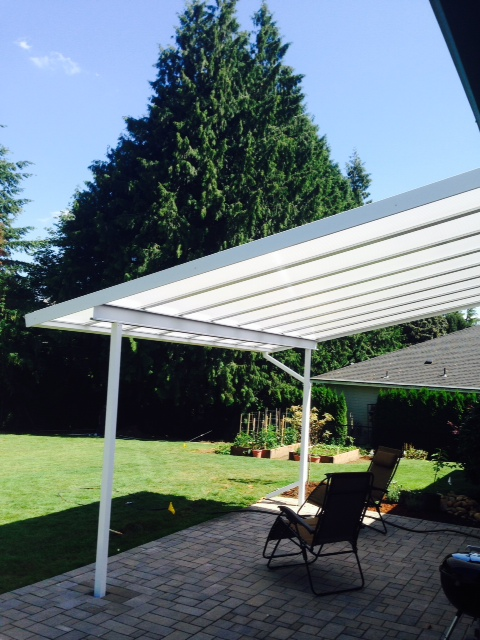 acrylite aluminum and acrylic patio