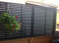 CALGARY DECK PRIVACY WITH HANGING FLOWERS | DECKRATIVE ...