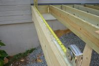 How to Install Deck Railing Posts | Decks.com