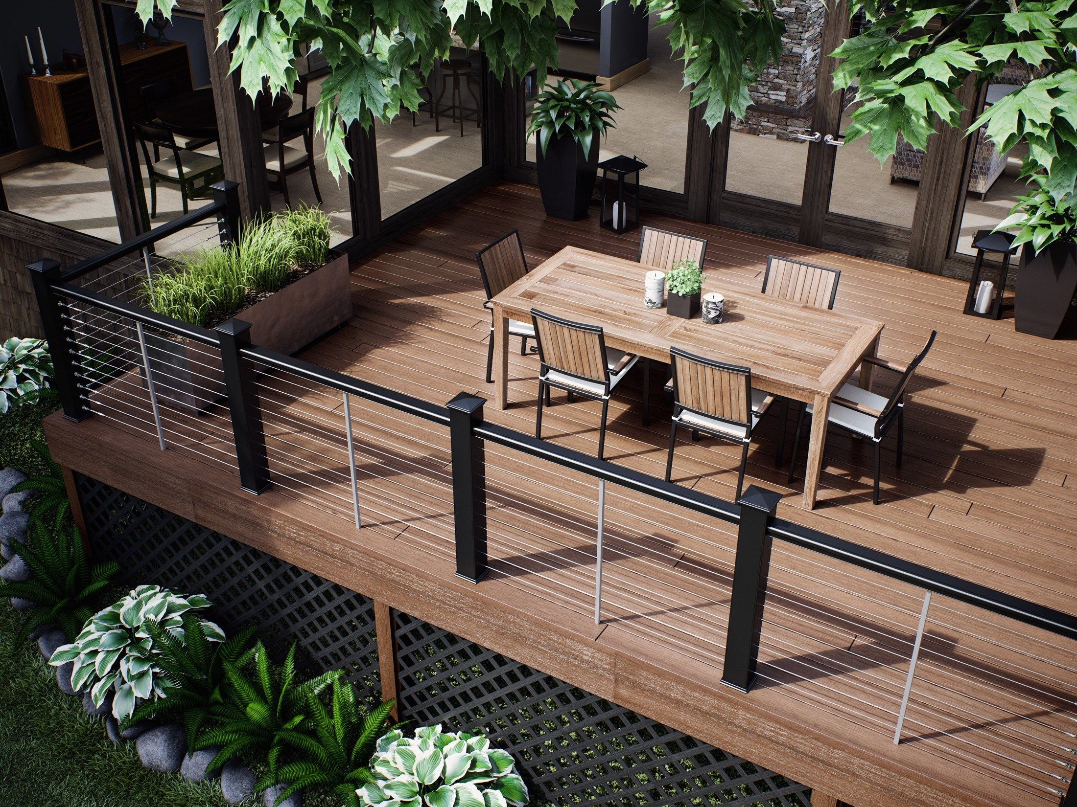 Deck And Railing Ideas
