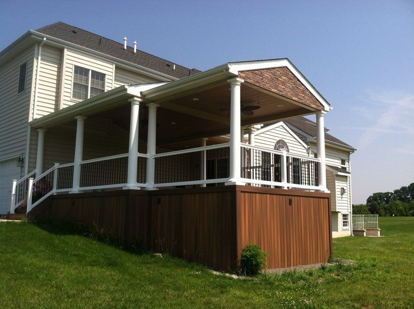 How To Build A Roof Over Your Deck