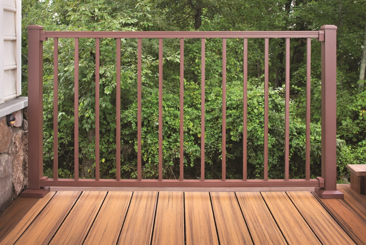 Top 18 Deck Railing Ideas Designs Decks Com