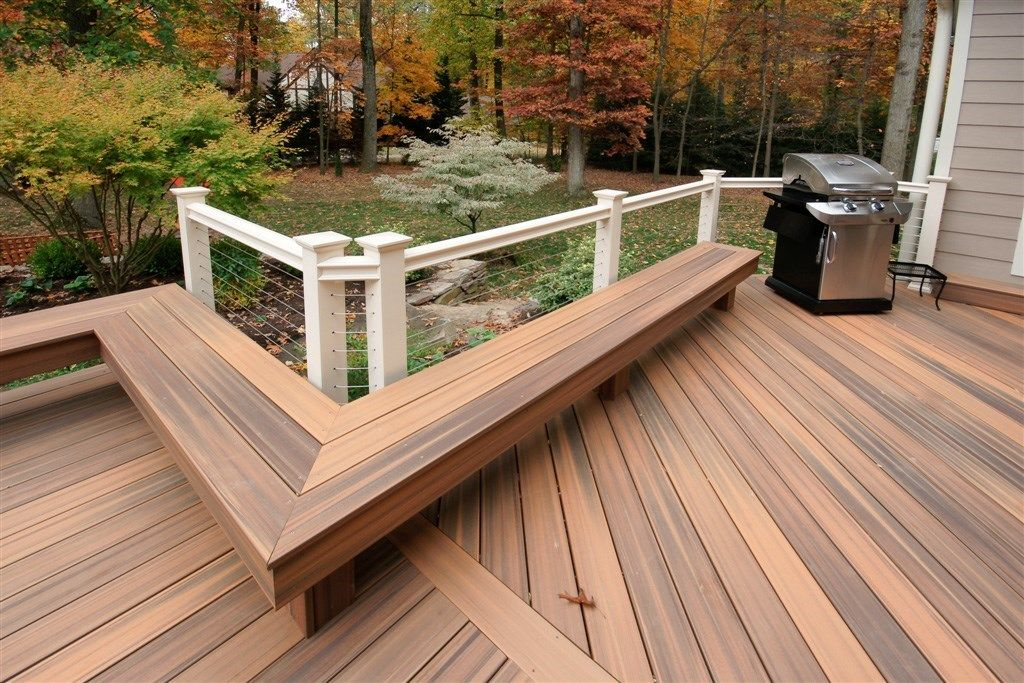 Deck Railing Umbrella
