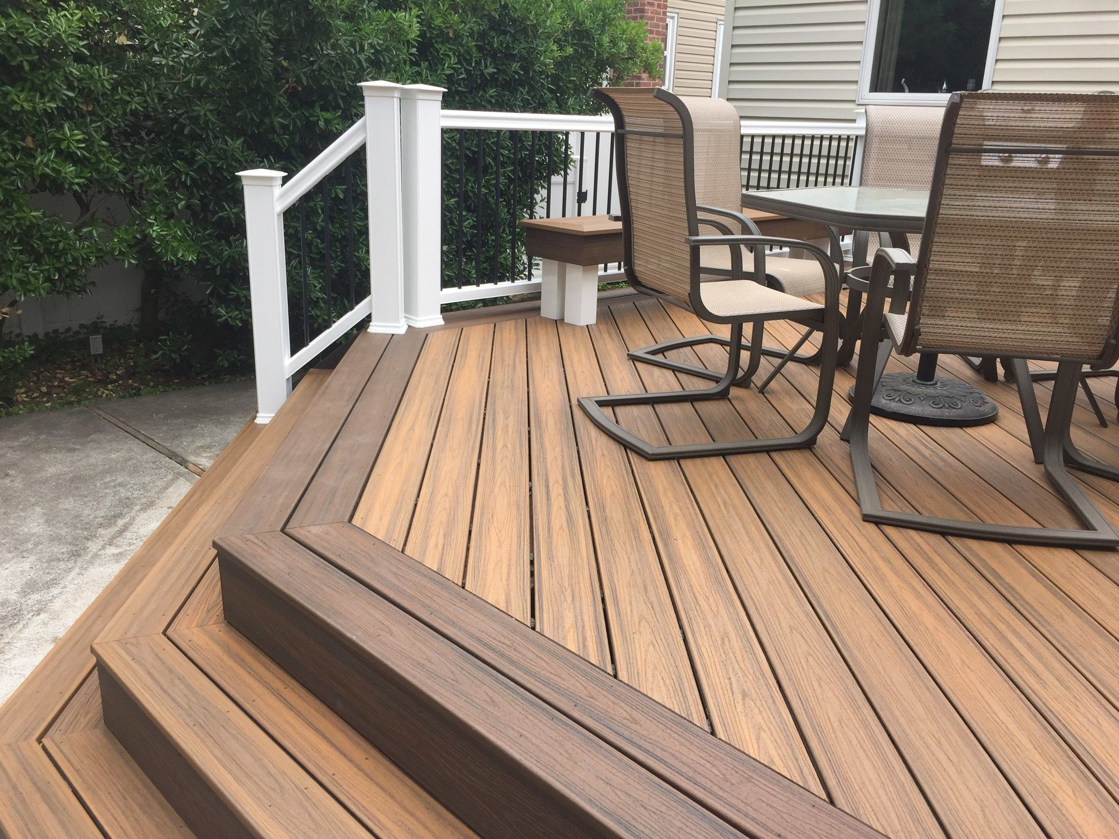 Back Porch Roof