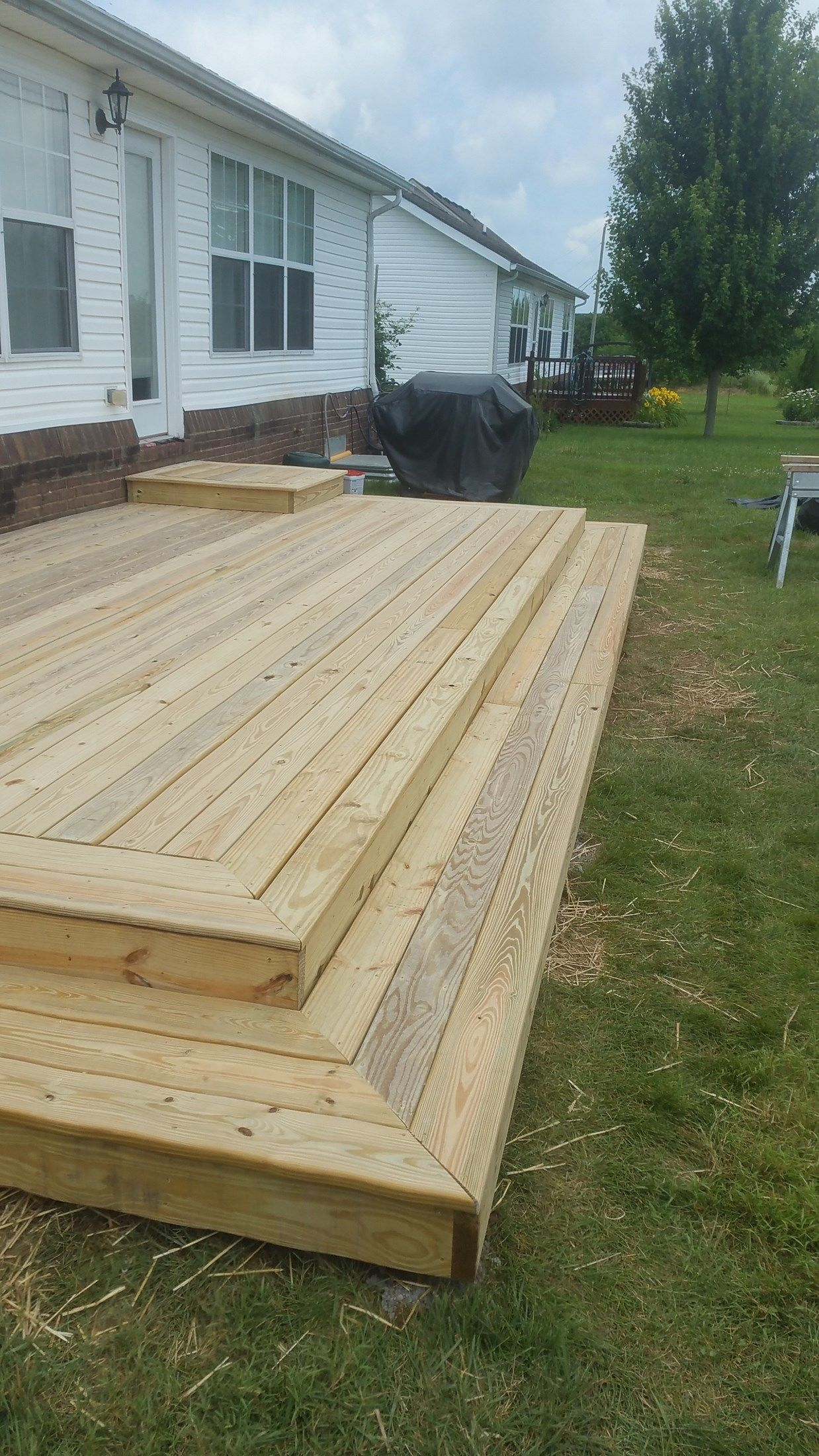 Deck Cost Square Foot