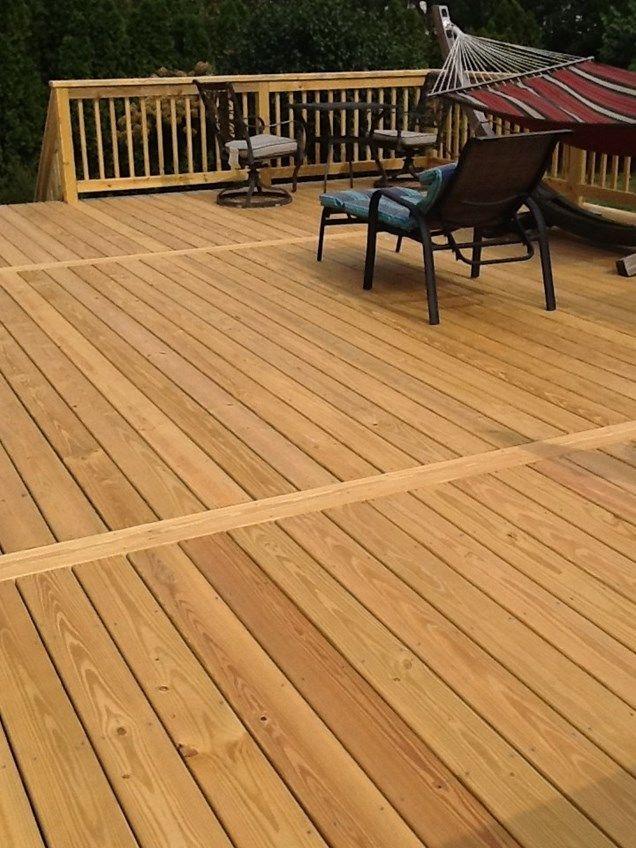 Deckscom Treated wood in Hamilton  Picture 1162