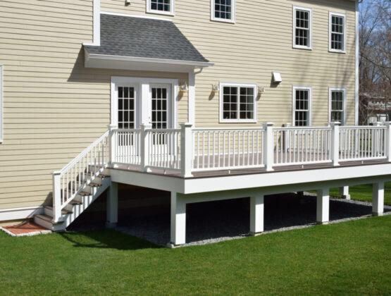 deck builder rogers ar