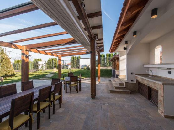 outdoor stone patio rogers